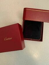 NEW AUTHENTIC CARTIER LOVE BRACELET BOX WITH OUTER BOX