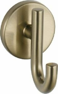 Delta Faucet 75935-CZ Trinsic Robe Hook, Champagne Bronze