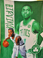 NBA Boston Celtics Kyrie Irving Silk Touch Throw Blanket 50 in x 60 in