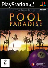 Pool Paradise PlayStation 2 Game USED