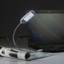 Flexible Mini Bright 28 LED USB Light For Computer Lamp Laptop PC Desk Reading