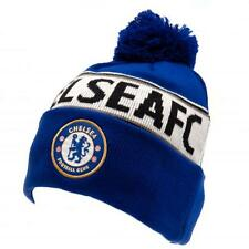 Official Licensed Football Product Chelsea Ski Hat TX Beanie Winter Gift Fan New
