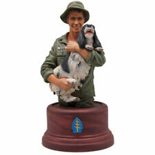 SOL RESIN FACTORY,MM155, 200mm U.S. GREEN BERET WITH COKER SPANIEL - Bust Model