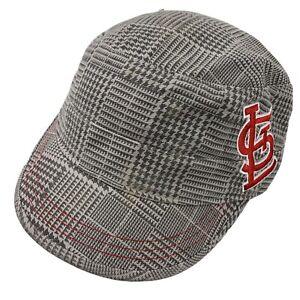 St Louis Cardinals Army Cap Hat Adjustable Baseball Women's