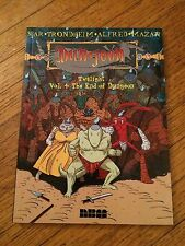 Dungeon: Twilight Vol 4. The End Of Dungeon. Graphic Novel. Great Condition.