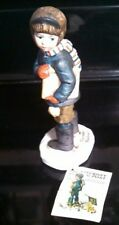 "David Grossman Norman Rockwell Figurine-""Back to School"""