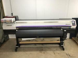 Mimaki JV 300-160 Plotter Drucker Wide format inkjet printer Solventdrucker