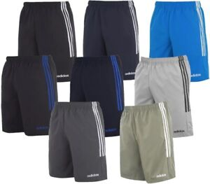 ✅ ADIDAS Chelsea 3 STRIPE Herren kurze Hose Sport Fussball Training Bade Schwimm
