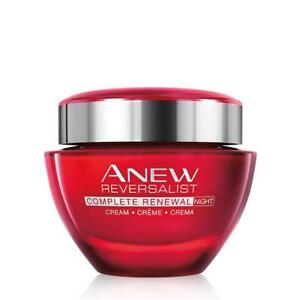 Avon Anew Reversalist Complete Renewal Night Cream 50ml  New and Boxed