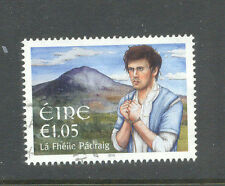 Historical Figures Used Irish Stamps