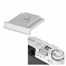 Silver Hot Shoe Cover Protector Cap for Fujifilm Fuji X100V XT4 XT3 XT2 XT1 XT30