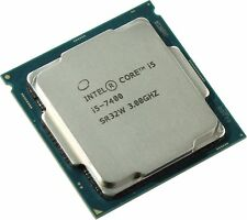 Intel Core i5-7400 CPU Kaby Lake Quad-Core 3.0GHz LGA 1151 65W Desktop Processor