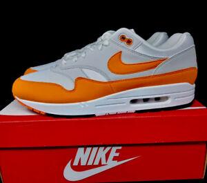Nike Air Max 1 Anniversary Men's Size 12 Magma Orange Running Shoes DC1454-101