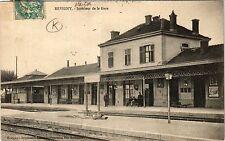 CPA Revigny - Interieur de la Gare (391849)