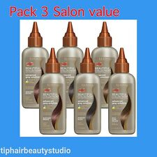 CLAIROL BEAUTIFUL COLLECTION ADVANCED GRAY SEMI-PERMANENT HAIR COLOR DYE PACK 3