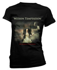 Within Temptation 'Heart Of Everything' Womens Fitted T-Shirt - NEW & OFFICIAL
