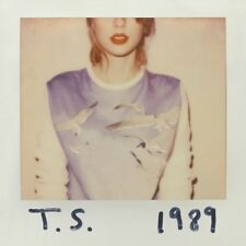 TAYLOR SWIFT - 1989 CD *NEW* 2014