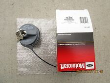 99 - 09 FORD F-150 FUEL GAS TANK FILLER CAP WITH TETHER LOCK KEY OEM NEW FC-935