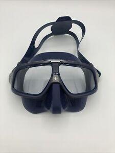 Aqualung Sphera X Mask Dark Blue *NEW MODEL* Aqua Lung
