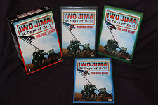 Iwo Jima: 36 Days of Hell - The True Stoy of the Battles of Iwo Jima 3-Disc DVD