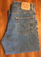 LEVI'S 550 RELAXED FIT JEANS MEN'S SIZE 31 X 32