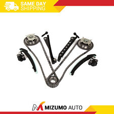 Timing Chain Kit Cam Phaser Fit 04-10 Ford F150 F250 Lincoln 5.4 TRITON 3-Valve