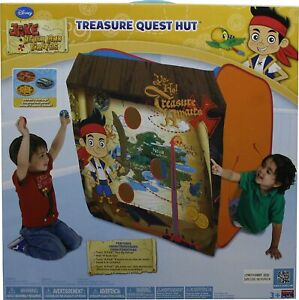 Disney Jake and the Never Land Pirates Treasure Quest Hut
