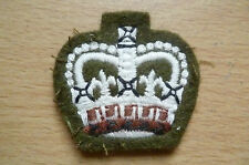 Patches: Warrant Officer Rank Patch (NEW*,apx. 3.5x4 cm)