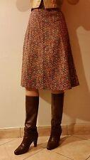 Jupe T36/38 vintage, robe, veste cuir top haut blouse escarpins low boots bottes