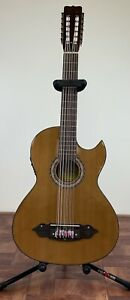 Lucida Electric Bajo Sexto. Acoustic/Electric With Equalizer.