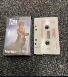 Tina Turner - Private Dancer Cassette Tape