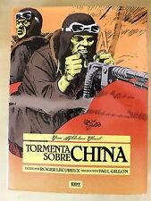 Tormenta sobre China,Paul Gillon,Obra Completa,Glenat 2011