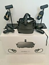 Oculus Rift CV1 VR Touch Controller Bundle for PC (Boxed)