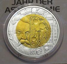 25 Euro Niob 2009 - Österreich - Jahr der Astronomie