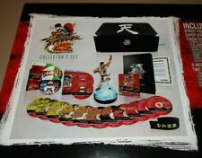 STREET FIGHTER 25TH COLLECTORS EDITION XBOX 360 & STATUE NEW SEALED USA