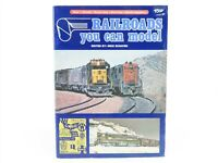 Railroads you can model by Mike Schafer ©1977 SC Book