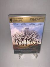 Tim Burton's Big Fish (Dvd, 2004) Factory Sealed Brand New