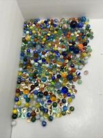 Rare Marbles Lot Of 400+ Different Sizes