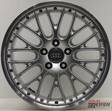 Original Audi Q7 20 Alliage 4L0601025G 4G0601025AS Speedline 10x20ET44 W12 Bbs