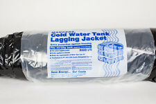 Mangers 25 Gallon Rectangular Cold Water Tank Jacket and Lid