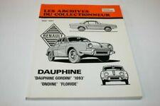 Recambios y accesorios para Renault de época