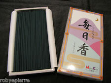 300 incensi giappone mainichikoh s'wood Nippon Kodo al sandalo verde e muschio