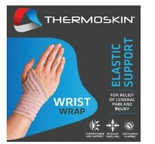 THERMOSKIN ELASTIC WRIST SUPPORT - ONE SIZE