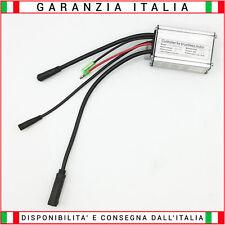 Centralina E-bike 24/36 Volt 15A - con e senza sensori hall-  connessione UPG