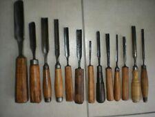 ciseaux à bois gouges