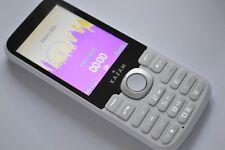 Kazam Kazam Life B7-Blanco (Desbloqueado) Teléfono Móvil Senior Basic Botón Grande