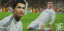 Cristiano Ronaldo - Hand Painted OIL PAINTING signed Real Madrid Soccer Portugal