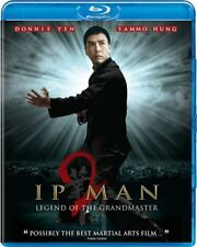 Ip Man 2  [Blu-ray]  Hong Kong RARE Kung Fu Martial Arts Action
