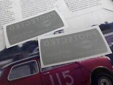 MINI Cooper Sport S 500 CLASSIC ORIGINALE NOS ROVER protetta finestra Decalcomanie MPI