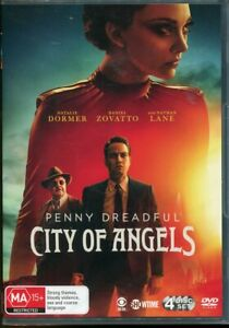 Penny Dreadful City Of Angels DVD NEW Region 4